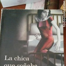 Libros: LIBRO LA CHICA QUE SOÑABA CON UNA CERILLA Y UN BIDÓN DE GASOLINA DE STIER. LARSON. Lote 91019444