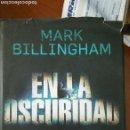 Libros: LIBRO EN LA OSCURIDAD. Lote 91040059