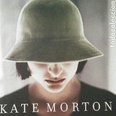 Libros: LIBRO LAS HORAS DISTANTES DE KATE MORTON. Lote 91098712