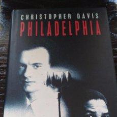 Libros: PHILADELPHIA-CHRISTOPHER DAVIS. Lote 94050695