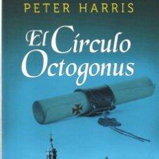 books - EL CIRCULO OCTOGONUS de PETER HARRIS - EDICIONES B, 2017 (NUEVO) - 100635487