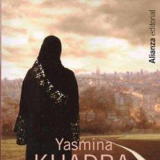 Libros: EL ATENTADO DE YASMINA KHADRA - ALIANZA EDITORIAL, 2014. Lote 100648635