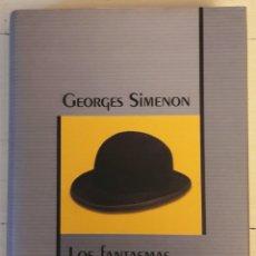 Libros: LOS FANTASMAS DEL SOMBRERERO. Lote 105749290
