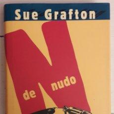 Libros: N DE NUDO. Lote 105861802