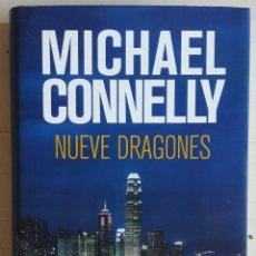 Libros: NUEVE DRAGONES. Lote 105874062