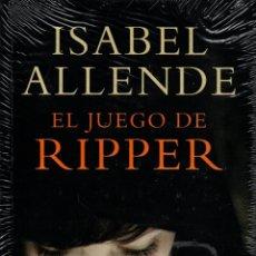Libros: EL JUEGO DE RIPPER. ISABEL ALLENDE. CÍRCULO DE LECTORES.. Lote 122620398