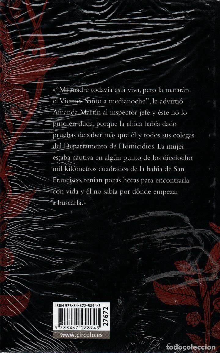 Libros: EL JUEGO DE RIPPER. ISABEL ALLENDE. CÍRCULO DE LECTORES. - Foto 2 - 122620398