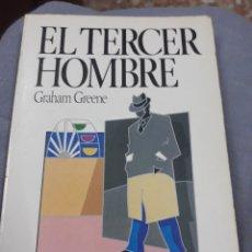 Libros: LIBRO: EL TERCER HOMBRE DE GRAHAM GREENE. Lote 111661642
