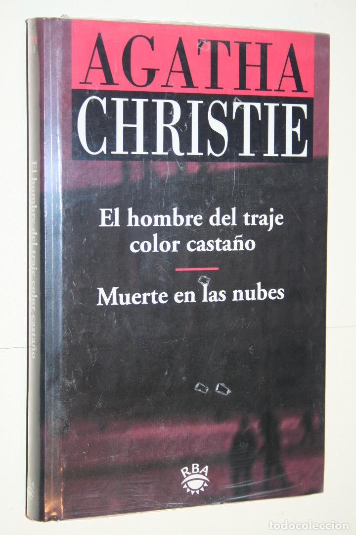 LIBRO NOVELA NEGRA / SUSPENSE *** COLECCIÓN AGATHA CHRISTIE Nº 13 *** RBA (PRECINTADA) (Libros Nuevos - Literatura - Narrativa - Novela Negra y Policíaca)