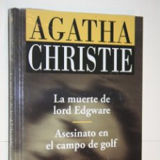 Libros: LIBRO NOVELA NEGRA / SUSPENSE *** COLECCIÓN AGATHA CHRISTIE Nº 5 *** RBA (PRECINTADA) . Lote 118918527