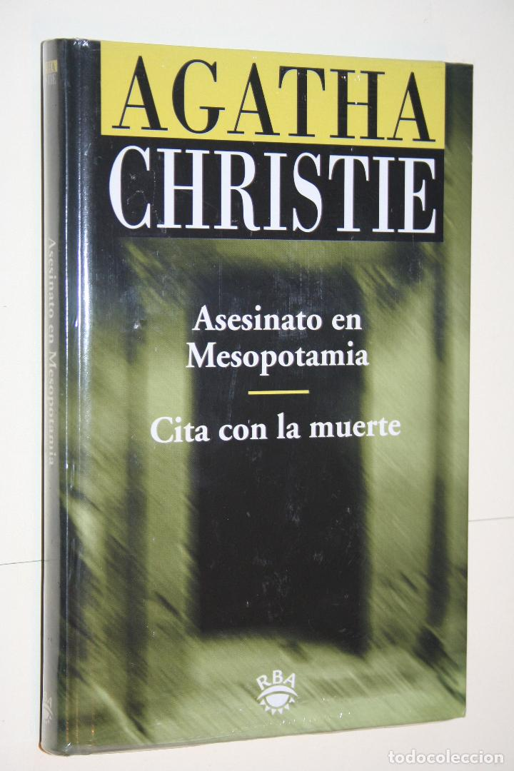 LIBRO NOVELA NEGRA / SUSPENSE *** COLECCIÓN AGATHA CHRISTIE Nº 9 *** RBA (PRECINTADA) (Libros Nuevos - Literatura - Narrativa - Novela Negra y Policíaca)