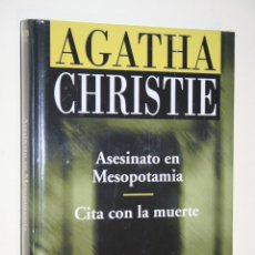Libros: LIBRO NOVELA NEGRA / SUSPENSE *** COLECCIÓN AGATHA CHRISTIE Nº 9 *** RBA (PRECINTADA) . Lote 118919175