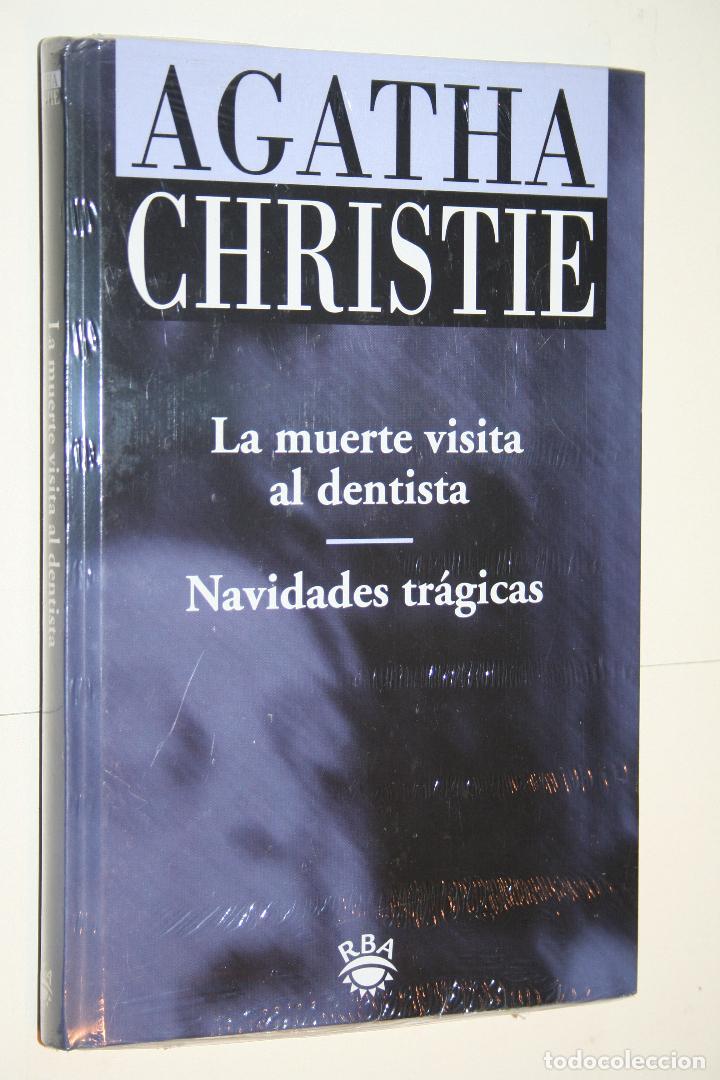 LIBRO NOVELA NEGRA / SUSPENSE *** COLECCIÓN AGATHA CHRISTIE Nº 8 *** RBA (PRECINTADA) (Libros Nuevos - Literatura - Narrativa - Novela Negra y Policíaca)