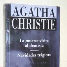 Libros: LIBRO NOVELA NEGRA / SUSPENSE *** COLECCIÓN AGATHA CHRISTIE Nº 8 *** RBA (PRECINTADA) . Lote 118972903