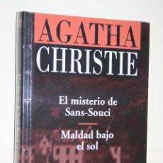 Libros: LIBRO NOVELA NEGRA / SUSPENSE *** COLECCIÓN AGATHA CHRISTIE Nº 7 *** RBA (PRECINTADA) . Lote 118973059