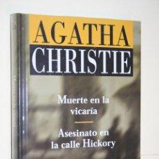 Libros: LIBRO NOVELA NEGRA / SUSPENSE *** COLECCIÓN AGATHA CHRISTIE Nº 2 *** RBA (PRECINTADA) . Lote 118973235