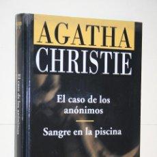 Libros: LIBRO NOVELA NEGRA / SUSPENSE *** COLECCIÓN AGATHA CHRISTIE *** RBA (PRECINTADA) . Lote 118973443