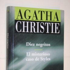 Libros: LIBRO NOVELA NEGRA / SUSPENSE *** COLECCIÓN AGATHA CHRISTIE *** RBA (PRECINTADA) . Lote 118973491