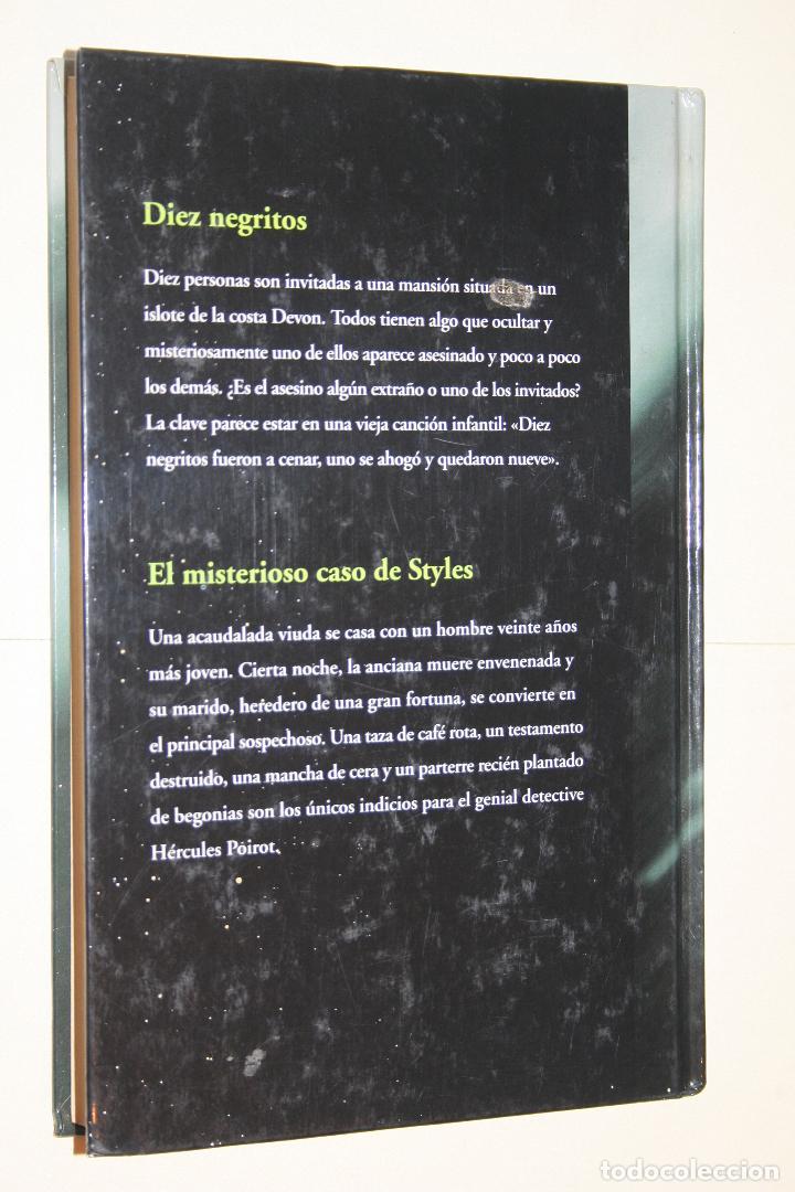 Libros: LIBRO NOVELA NEGRA / SUSPENSE *** COLECCIÓN AGATHA CHRISTIE *** RBA (PRECINTADA) - Foto 2 - 118973491