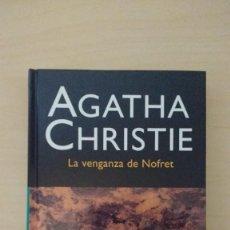 Libros: LA VENGANZA DE NOFRET - AGATHA CHRISTIE. Lote 126013611