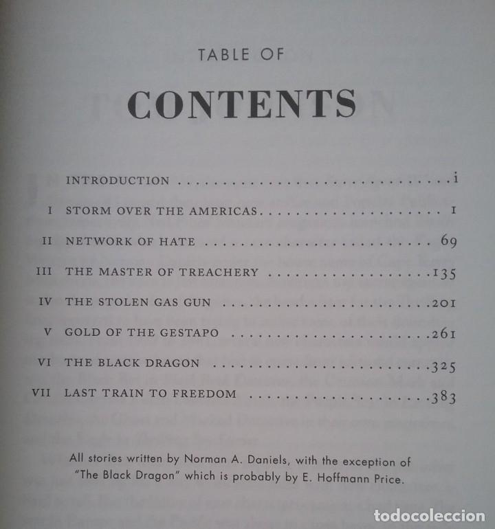 Libros: THE EAGLE OMNIBUS LIBRO NOVELA PULP FIRST EDITION NORMAN A. DANIELS & E. HOFFMAN PRICE - Foto 2 - 126659327