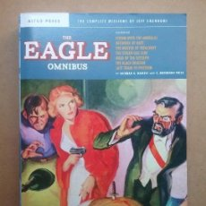 Libros: THE EAGLE OMNIBUS LIBRO NOVELA PULP FIRST EDITION NORMAN A. DANIELS & E. HOFFMAN PRICE. Lote 126659327