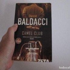 Libros: CAMEL CLUB =DAVID BALDACCI. Lote 126877159