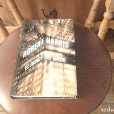 Libros: NOVELA NEGRA EL ÍNDICE DEL MIEDO DE ROBERT HARRIS. Lote 131448570