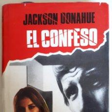 Libros: LIBRO EL CONFESO. Lote 134206454