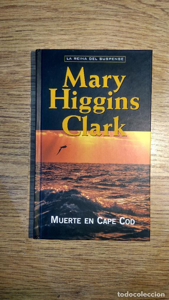MUERTE EN CAPE COD DE MARY HIGGINS CLARK (Libros Nuevos - Literatura - Narrativa - Novela Negra y Policíaca)