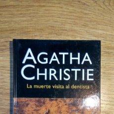 Libros: LA MUERTE VISITA AL DENTISTA DE AGATHA CHISTIE. Lote 135420494