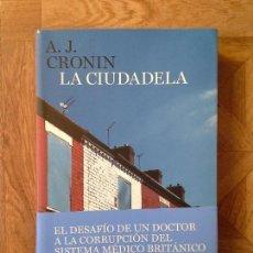 Libros: A. J. CRONIN - LA CIUDADELA - BACKLIST. Lote 135881934