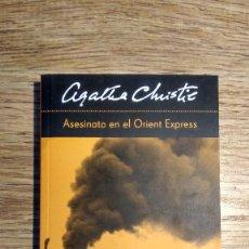 Libros: ASESINATO EN EL ORIENT EXPRESS DE AGATHA CHRISTIE. Lote 136472298