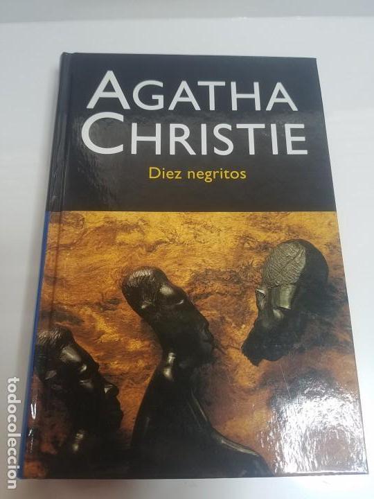 DIEZ NEGRITOS. AGATHA CHRISTIE. EDITORIAL EL MOLINO. 2004 (Libros Nuevos - Literatura - Narrativa - Novela Negra y Policíaca)