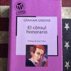 Libros: EL CÓNSUL HONORARIO. Lote 140565985