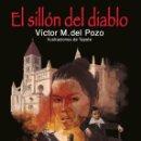 Libros: EL SILLÓN DEL DIABLO 2ª ED. (VÍCTOR M. DEL POZO) GLYPHOS 2018. Lote 140608982
