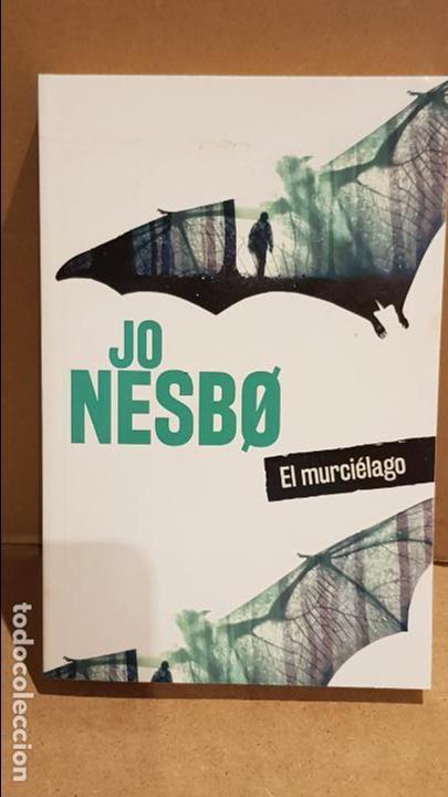 EL MURCIÉLAGO / JO NESBØ / NOVELA NEGRA / NUEVO. (Libros Nuevos - Literatura - Narrativa - Novela Negra y Policíaca)