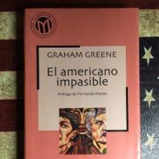 Libros: EL AMERICANO IMPASIBLE. Lote 140957465