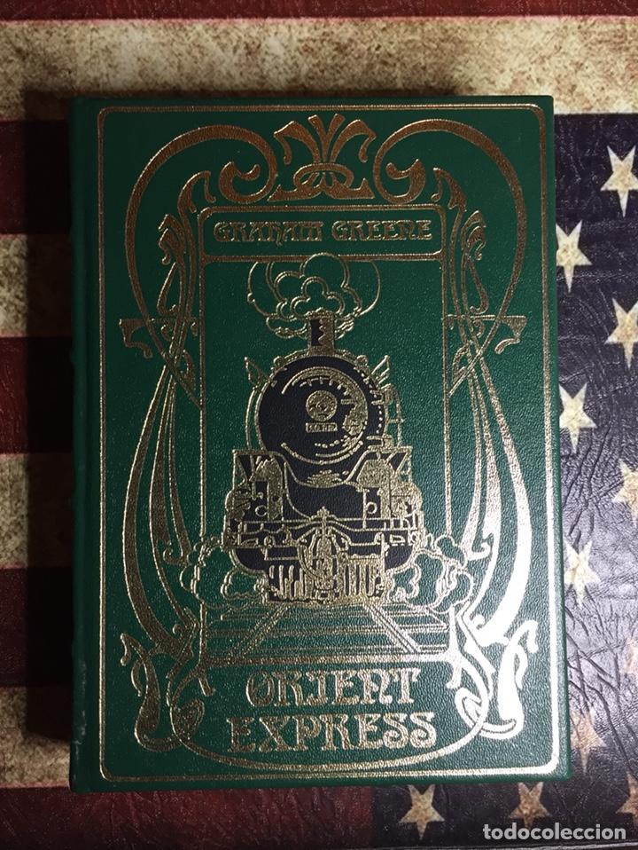 ORIENT EXPRESS (Libros Nuevos - Literatura - Narrativa - Novela Negra y Policíaca)