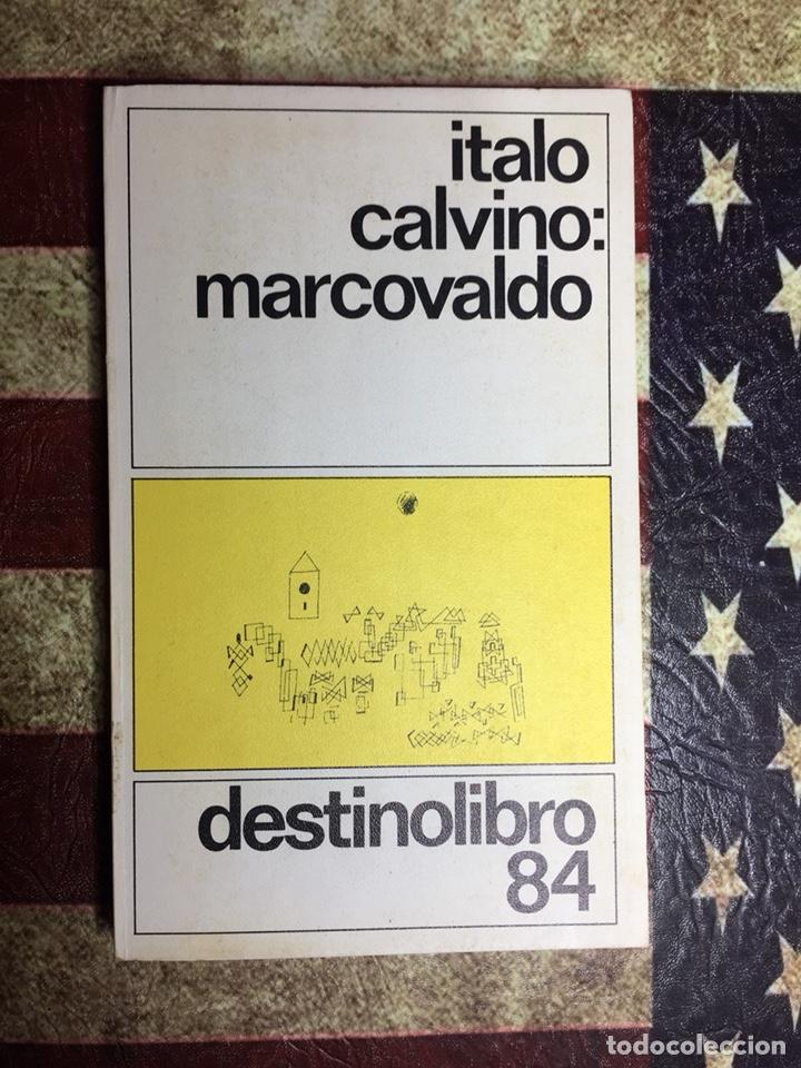 MARCOVALDO (Libros Nuevos - Literatura - Narrativa - Novela Negra y Policíaca)