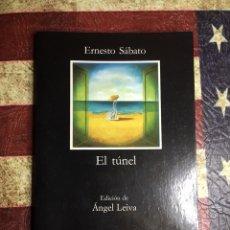Libros: EL TÚNEL. Lote 141452582