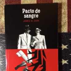 Libros: PACTO DE SANGRE. Lote 144435522