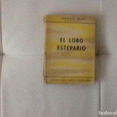 Libros: EL LOBO ESTEPARIO HERMANN HESSE. Lote 145993054