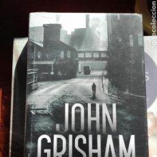 Libros: JOHN GRISHAM. UN ABOGADO REBELDE. CÍRCULO DE LECTORES. NUEVO. PRECINTADO. Lote 146378292