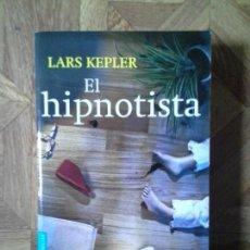 Libros: LARS KEPLER - EL HIPNOTISTA. Lote 147443810