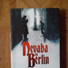 Libros: DAN VYLETA - NEVABA EN BERLÍN. Lote 147621818