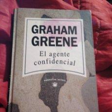 Libros: EL AGENTE CONFIDENCIAL DE GRAHAM GREEN. Lote 150259548