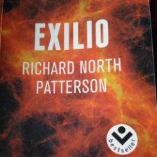 Libros: EXILIO DE RICHARD NORTH PATTERSON. Lote 150638672