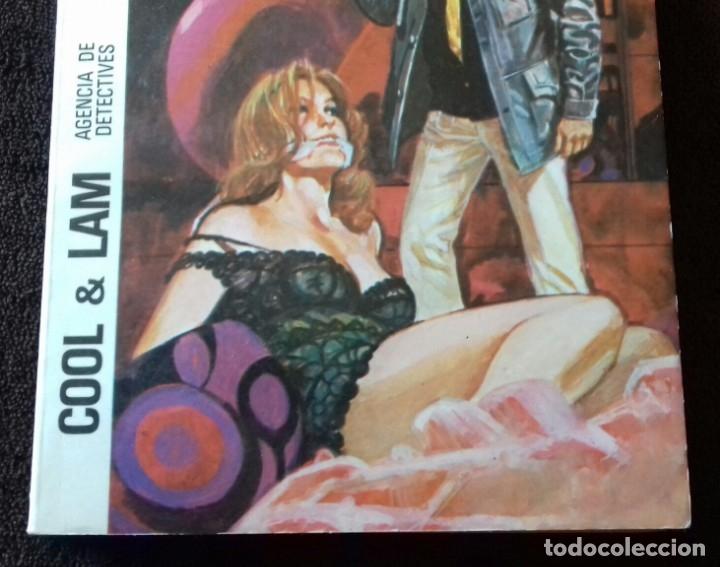 Libros: Cool & Lam. N° 2. Donald Lam detective. Gardner. A.A.Fair. Ed.Molino. - Foto 2 - 153953974