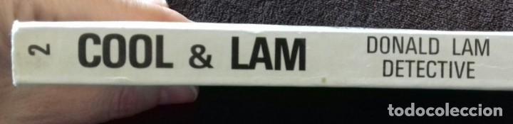 Libros: Cool & Lam. N° 2. Donald Lam detective. Gardner. A.A.Fair. Ed.Molino. - Foto 8 - 153953974